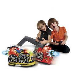 Kid Galaxy Remote-Controlled Bumper Cars 27A&B