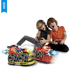 Kid Galaxy Remote-Controlled Bumper Cars 27A&B