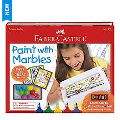 Faber-Castell Do Art Paint with Marbles