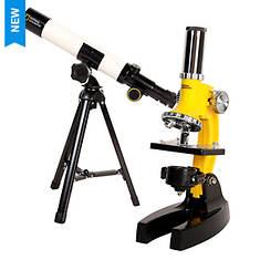 Explore Scientific Telescope/Microscope Discovery Set