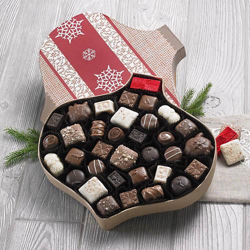 Chocolate & Snack Christmas Boxes