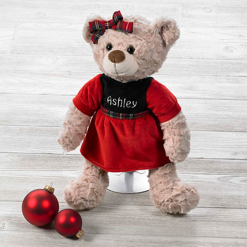 Personalized Christmas Bears