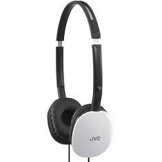 JVC FLATS On-Ear Headphones