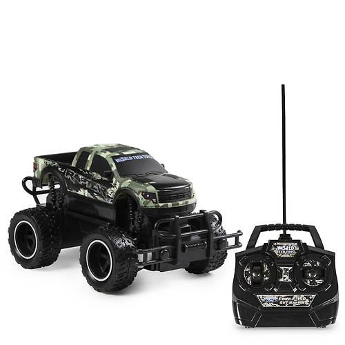 World Tech - Camo 1:24 Ford SVT Raptor RC