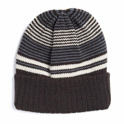 MUK LUKS Men's Mountaineer Marl Cuff Hat
