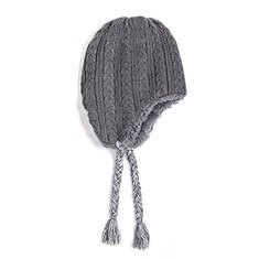 MUK LUKS Men's Mountaineer Cable Helmet