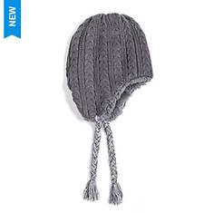 MUK LUKS Men's Mountaineer Cable Helmet