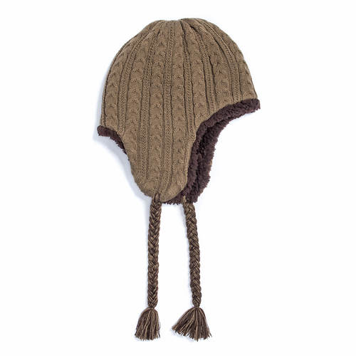 MUK LUKS Men's Ivy League Cable Helmet