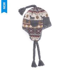 MUK LUKS Men's Mountaineer Trapper Hat