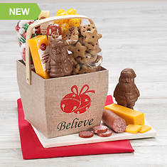 Holiday Gift Assortments - Cheese & Sausage Assortment
