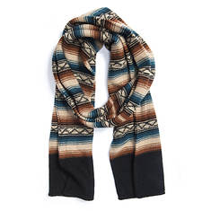 MUK LUKS Men's Mountaineer Geo Basic Scarf