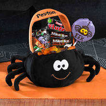 Personalized Super-Soft Spider & Candy - Spider Tote Only