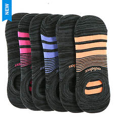 adidas Women's Superlite 6-Pk Super No Show Socks