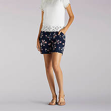 Lee Women's Tailored Chino Shorts