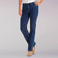 Lee Women's Monroe Classic Fit Straight Leg Jeans