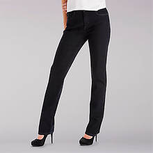 Lee Women's Monroe Classic Fit Straight Leg Jeans