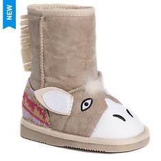 MUK LUKS Palo the Horse Boot (Kids Toddler)