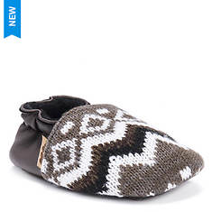 MUK LUKS Zig Zag Diamonds Baby Soft (Boys')