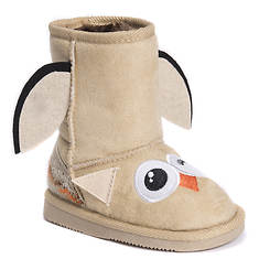 MUK LUKS Uno the Owl Boot (Kids Toddler)