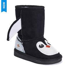 MUK LUKS Echo the Penguin Boot (Kids Toddler)