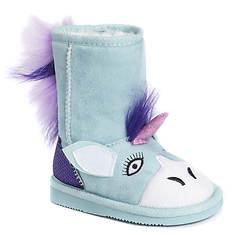 MUK LUKS Rainy the Unicorn Boot (Girls' Toddler)