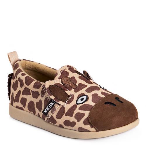 MUK LUKS Gabby the Giraffe Slip-On (Girls' Toddler)