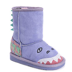 MUK LUKS Cera the Dinosaur Boot (Girls' Toddler)