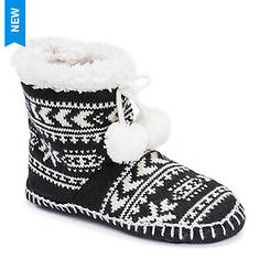 MUK LUKS Slipper Bootie (Women's)