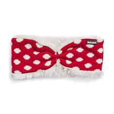 MUK LUKS Women's Pajama Party Reversible Headband