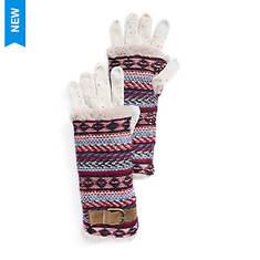 MUK LUKS Women's Freedom B-side 3-in-1 Gloves