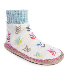 MUK LUKS Women's Short Slipper Sock