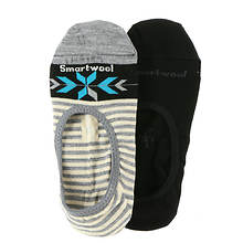 Smartwool 2-Pack Hide and Seek No Show Socks (Women's)