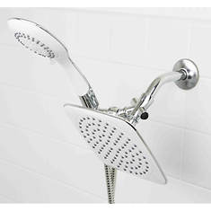 Dual Showerhead Massager