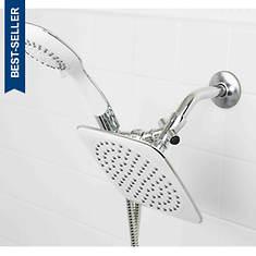 Dual Showerhead Massager