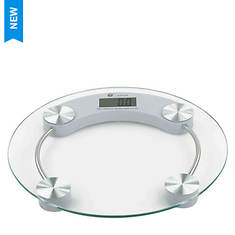 Round Bathroom Scale