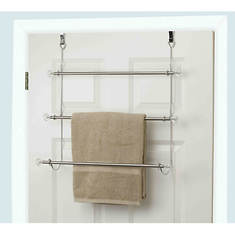 Over-the-Door Towel Holder