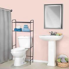 Home Basics Over-the-Toilet Shelf