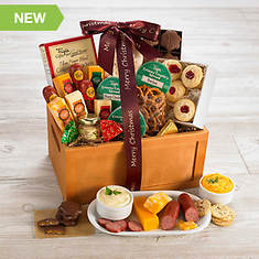 All Occasion Gift Crates - Merry Christmas