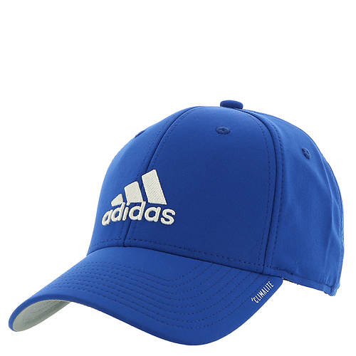 adidas Gameday Stretch Fit Cap (Men s) - Color Out of Stock  8ea1e40f982a