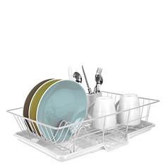 3-Piece Dish Drainer Set
