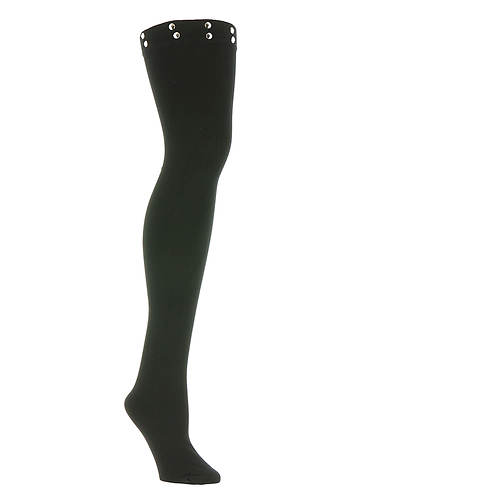 Betsey Johnson 1-Pack Thigh-High Socks