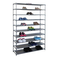 50-Pair Shoe Shelf