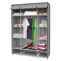 Storage Closet with Shelf