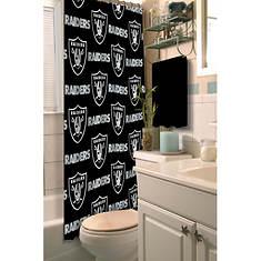 NFL Shower Curtain