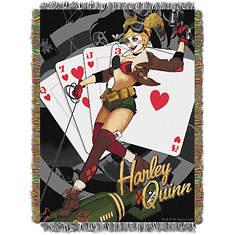 Batman Harley Queen Tapestry