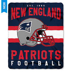 NFL Fleece Throw