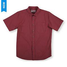 Wrangler Men's Advanced Comfort Chambray Shirt