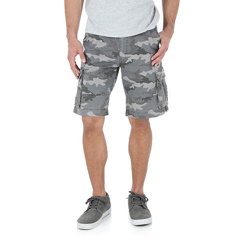 Wrangler Men's Clearwater Cargo Shorts