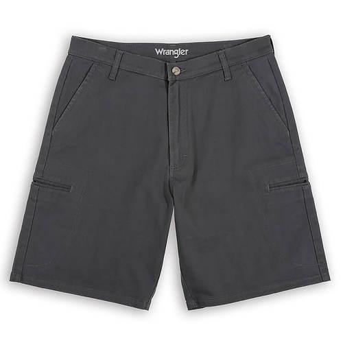 Wrangler Men's Miami Flat Front Short