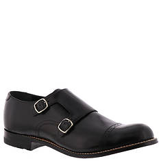 Stacy Adams Madison Cap Toe Double Monk (Men's)